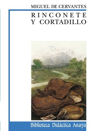 RINCONETE Y CORTADILLO BD ANAYA