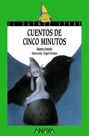 CUENTOS DE CINCO MINUTOS (DUENDE VERDE)