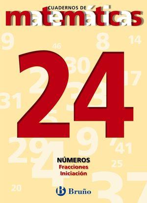 CUADERNO MATEMATICAS 24 BRUÑO