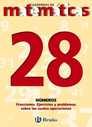 CUADERNO MATEMATICAS 28 BRUÑO