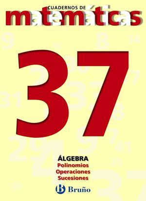CUADERNO MATEMATICAS 37 BRUÑO