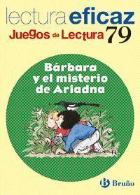 BARBARA Y EL MISTERIO DE ARIADNA JUEGO LECTURA