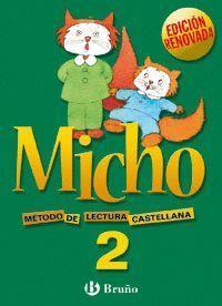 MICHO 2 - METODO LECTURA CASTELLANA