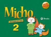 MICHO 2 LECTOESCRITURA