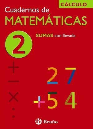 CUADERNO MATEMATICAS 2