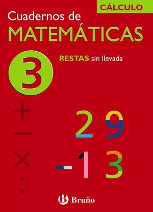 CUADERNO DE MATEMATICAS 3