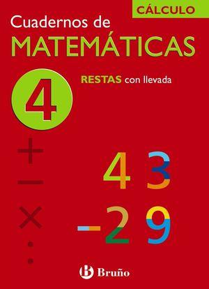 CUADERNO MATEMATICAS 4