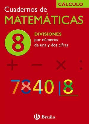 CUADERNO MATEMATICAS 8