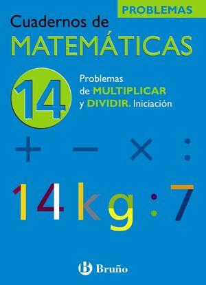 CUADERNO MATEMATICAS 14