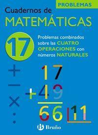 CUADERNO MATEMATICAS 17