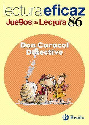 DON CARACOL DETECTIVE JUEGOS