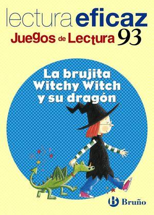 LA BRUJITA WITCHY WITCH Y SU DRAGÓN JUEGO DE LECTURA