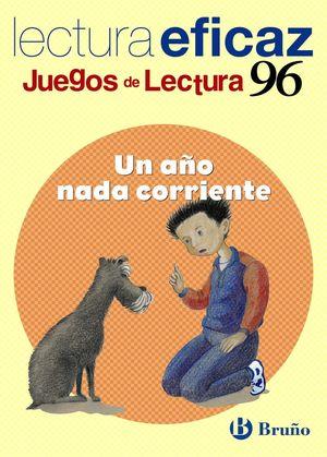 UN AÑO NADA CORRIENTE JUEGO DE LECTURA