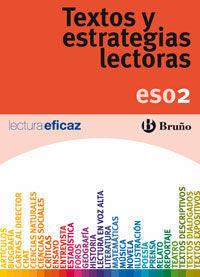 TEXTOS Y ESTRATEGIAS LECTORAS 2º ESO