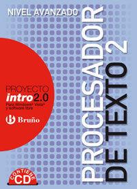 INTRO 2.0 PROCESADOR DE TEXTO 2