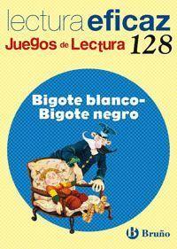 BIGOTE BLANCO BIGOTE NEGRO