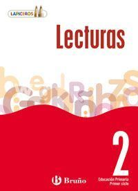 LAPICEROS LECTURAS 2