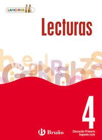 LAPICEROS LECTURAS 4 EP
