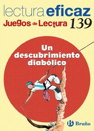 UN DESCUBRIMIENTO DIABOLICO JUEGOS LECTURA