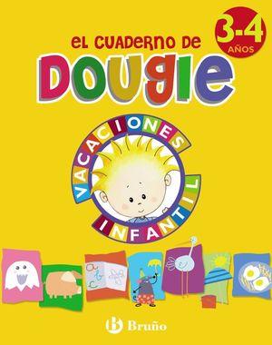 EL CUADERNO DE DOUGIE 3-4 AÑOS