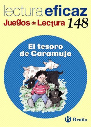 EL TESORO DE CARAMUJO JUEGOS DE LECTURA 148