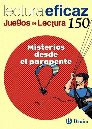 MISTERIOS DESDE EL PARAPENTE JUEGOS DE LECTURA 150