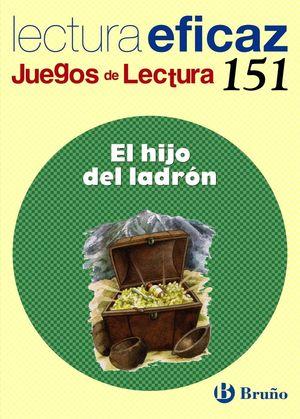 EL HIJO DEL LADRON JUEGOS DE LECTURA 151