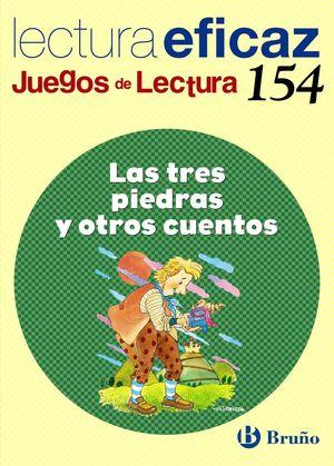 LAS TRES PIEDRAS Y OTROS CUENTOS JUEGO DE LECTURA