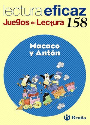 MACACO Y ANTÓN JUEGO DE LECTURA