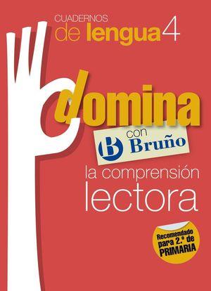 CUADERNOS DOMINA LENGUA 4 COMPRENSIÓN LECTORA 2