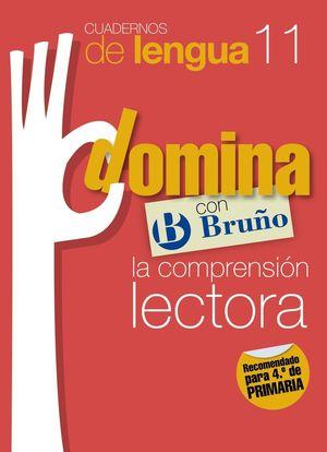 CUADERNOS DOMINA LENGUA 11 COMPRENSIÓN LECTORA 4