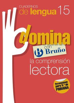 CUADERNOS DOMINA LENGUA 15 COMPRENSIÓN LECTORA 5