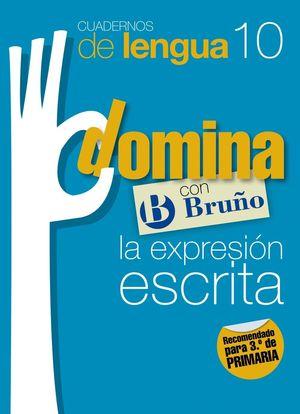 CUADERNOS DOMINA LENGUA 10 EXPRESIÓN ESCRITA 3