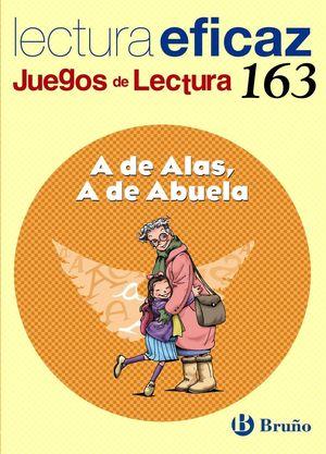 A DE ALAS, A DE ABUELA JUEGO DE LECTURA