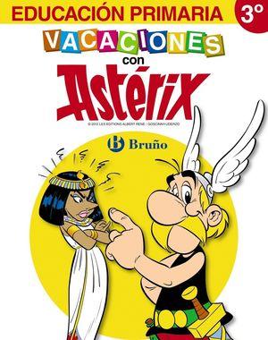 VACACIONES CON ASTÉRIX 3º PRIMARIA
