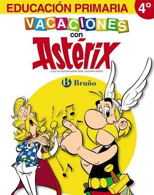 VACACIONES CON ASTÉRIX 4º PRIMARIA