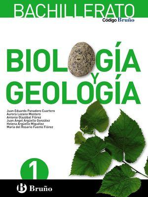 BIOLOGIA Y GEOLOGIA 1ºBACH. 2016