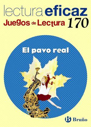 EL PAVO REAL JUEGO DE LECTURA