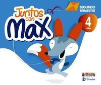 JUNTOS CON MAX 4AÑOS 2ºTRIMESTRE 13