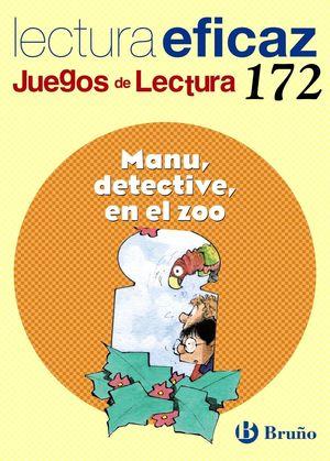 MANU, DETECTIVE, EN EL ZOO JUEGOS