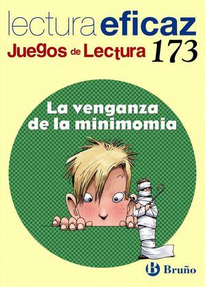 LA VENGANZA DE LA MINIMOMIA JUEGOS DE LECTURA EFIC