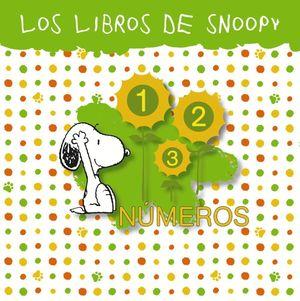NÚMEROS. LOS LIBROS DE SNOOPY, 1