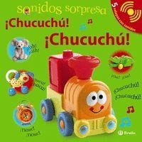SONIDOS SORPRESA - ¡CHUCUCHÚ! ¡CHUCUCHÚ!