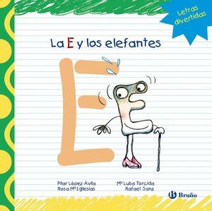 LA E Y LOS ELEFANTES