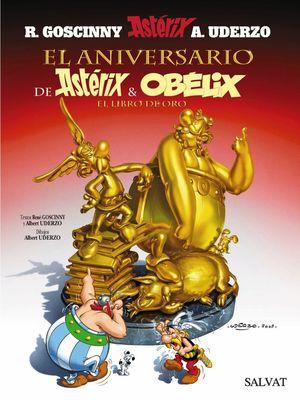 EL ANIVERSARIO DE ASTERIX & OBELIX, EL LIBRO DE ORO