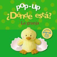 POP-UP DONDE ESTA LA GRANJA