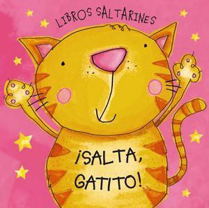 LIBROS SALTARINES. ¡SALTA, GATITO!
