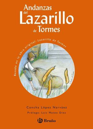 ANDANZAS DEL LAZARILLO DE TORMES