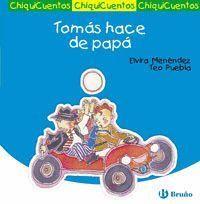 TOMAS HACE DE PAPA