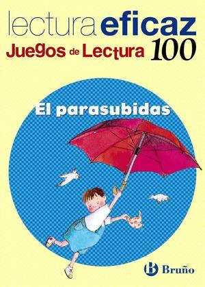 EL PARASUBIDAS JUEGO LECTURA 100